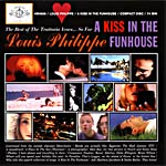 a kiss in the funhouse cover image USA